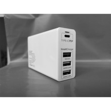 100W Charger With PD Quick charger For appleMacbook XiaoMi MateBook Dell XPS iPhone XS and more Type-c devices Travel