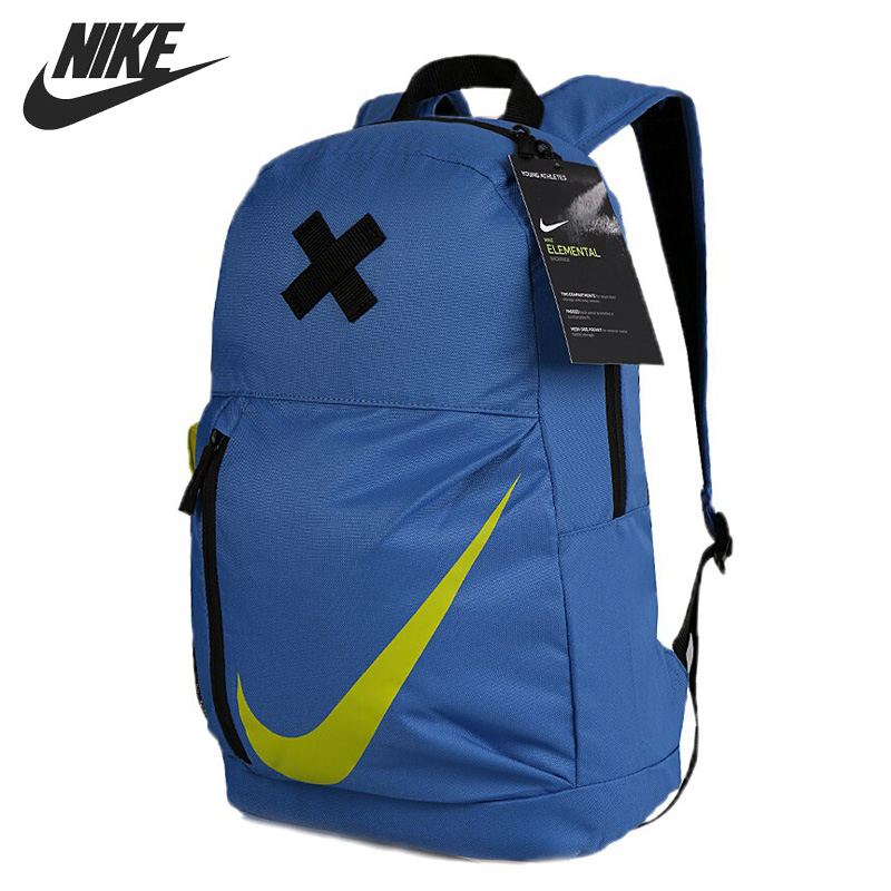Original New Arrival 2017 NIKE ELMNTL BKPK Unisex Backpacks Sports Bags original new arrival 2018 nike all access soleday bkpk d unisex backpacks sports bags