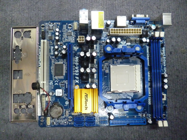 ASROCK N68-VS3 DRIVER FOR PC