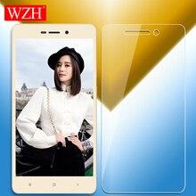 Для Xiaomi redmi 3 3 S 4 4X note2 3 4 Pro 5 a1 закаленное Стекло Экран из закаленного стекла с уровнем твердости 9 H Защитная пленка для телефона redmi 5 5 plus