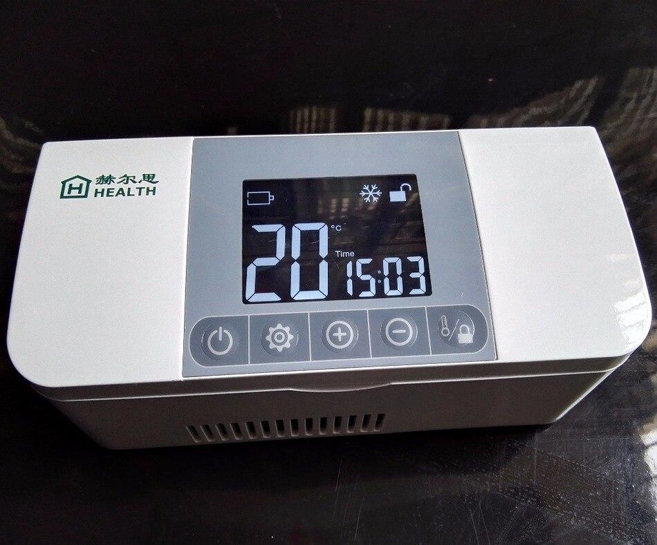 Mini Kühlschrank Insulin : Wiederaufladbare insulin kühlschrank tragbare outdoor reisen mini