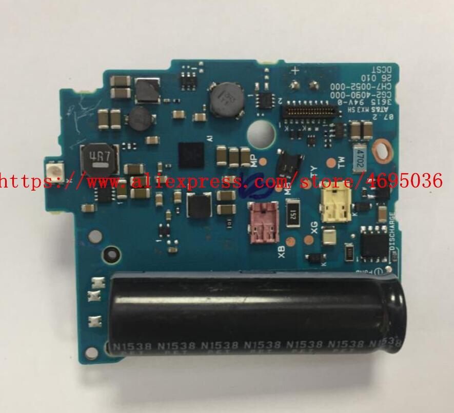 Nouveau original pour canon 700D powerboard pour EOS rebelle T5i Kiss X7i 700D carte d'alimentation dslr caméra pièces de réparation