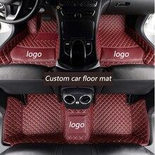 Kalaisike niestandardowe dywaniki samochodowe do alfa romeo giulia Stelvio 2017 akcesoria samochodowe do stylizacji samochodów