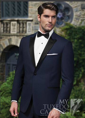 2018 Fashion Men\'s Groom Suits Wedding Tuxedos Formal Business ...