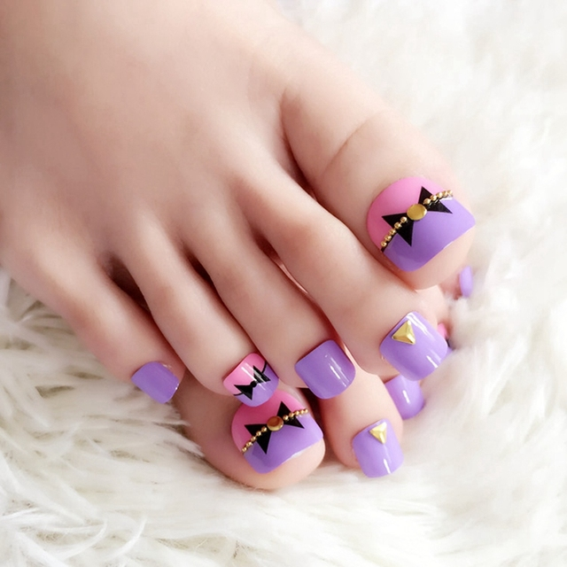 Kiss Nails For Toes | Best Nail Designs 2018