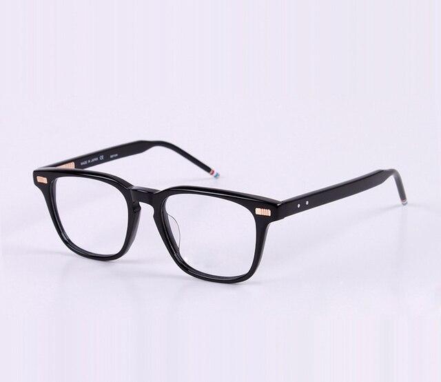 8775c3e4085 New York Brand prescription Eyeglasses Frames Men And Women Fashion reading  Glasses Computer Optical Frame With Original Box