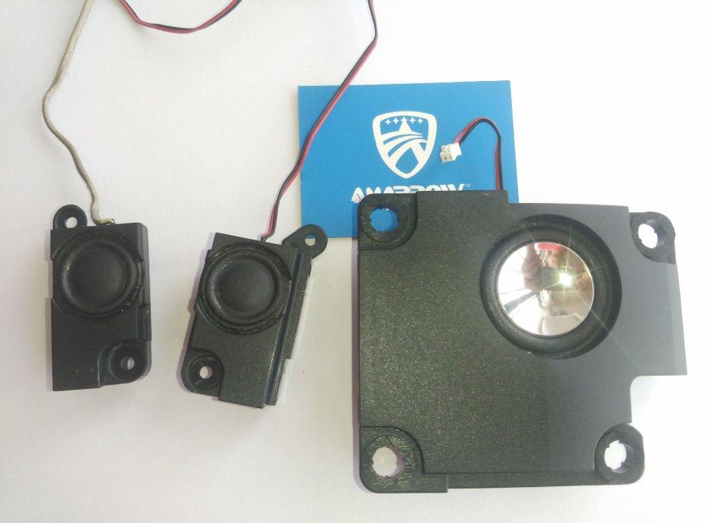 Nouveau original livraison gratuite haut-parleur d'ordinateur portable pour MSI GE600 haut-parleur intégré gauche + droite + caisson de basses