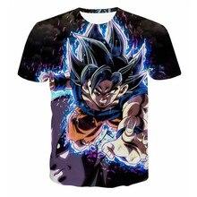 Dragon Ball Z t-shirt Son Goku