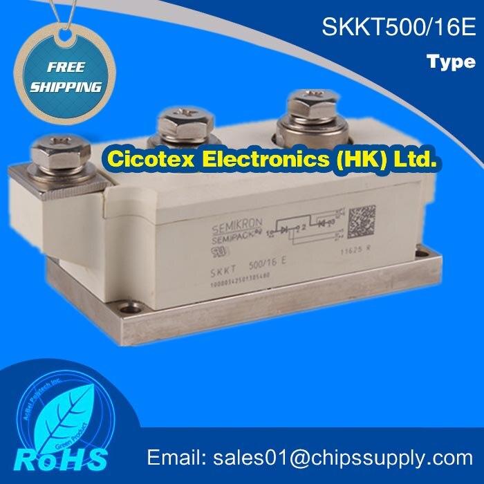 MODULE SKKT500/16E Modules de Diode de Thyristor IGBT SKKT 500/16 E SKKT500-16E
