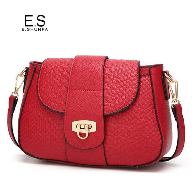 513df05525 Women Crossbody Bag 2018 New Arrival Fashion Small Shoulder Bags Womens PU  Leather Casual Alligator Cross