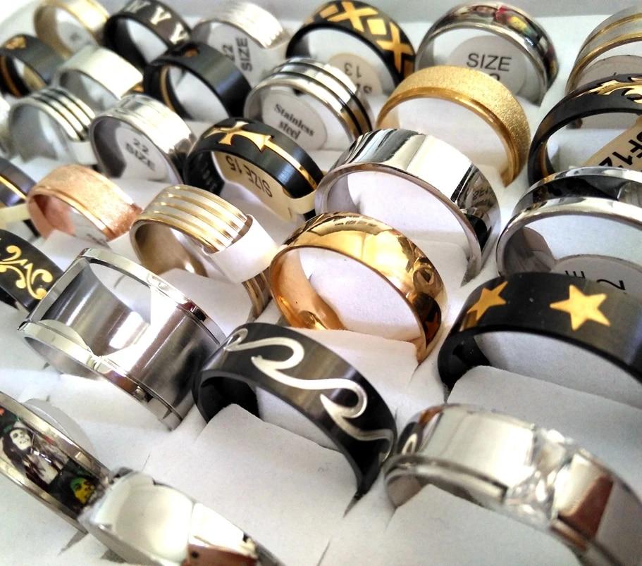 Lot 20 stainless steel bracelet
