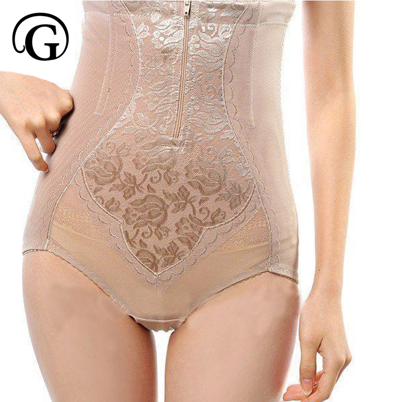 PRAYGER Plus 5XL Women High Waist Slimming Abdomen Control Panties Hold Big Belly Shaper Tummy Trimmer Butt Lift Underwear ...