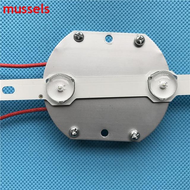 74*63*7mm LED Remover Heating Soldering Chip Demolition Welding BGA Station PTC Split Plate 220v 110v 270w 250 Degree 1pcs