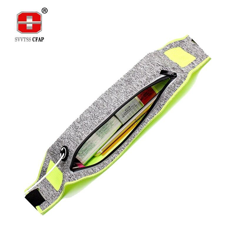waist bag men best Waist Pack for women fanny pack bum bag fashion Casual Biking Mountaineering phone belt bag 2018