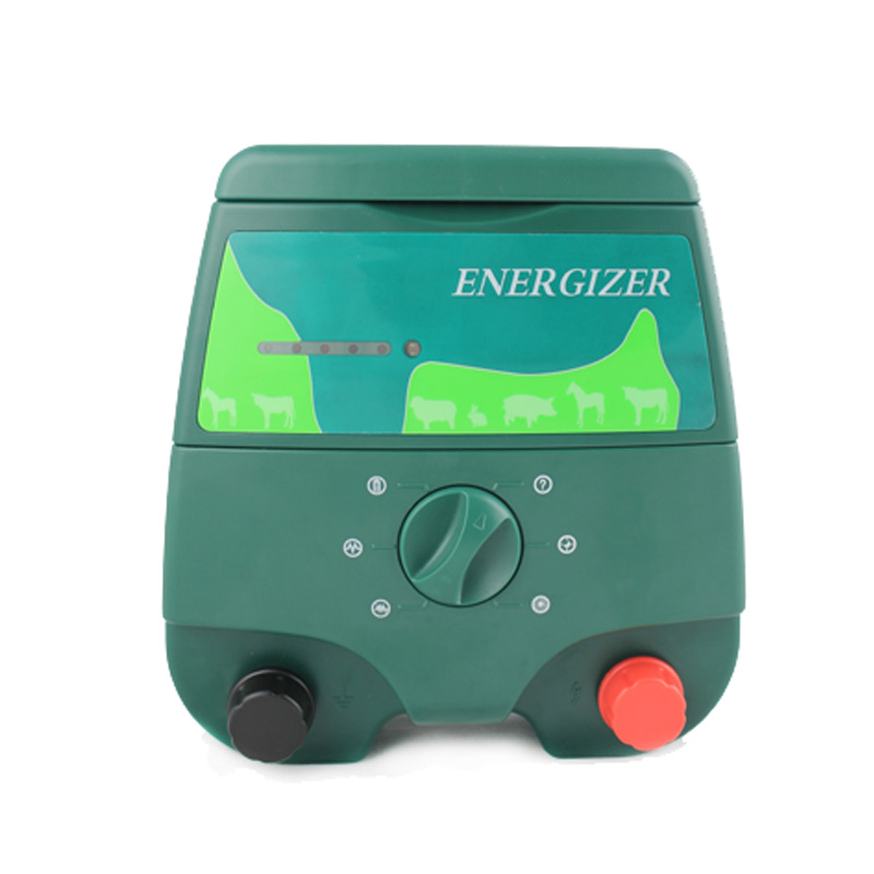 Electric Fence Energizer Charger For Horse Sheep Cattle