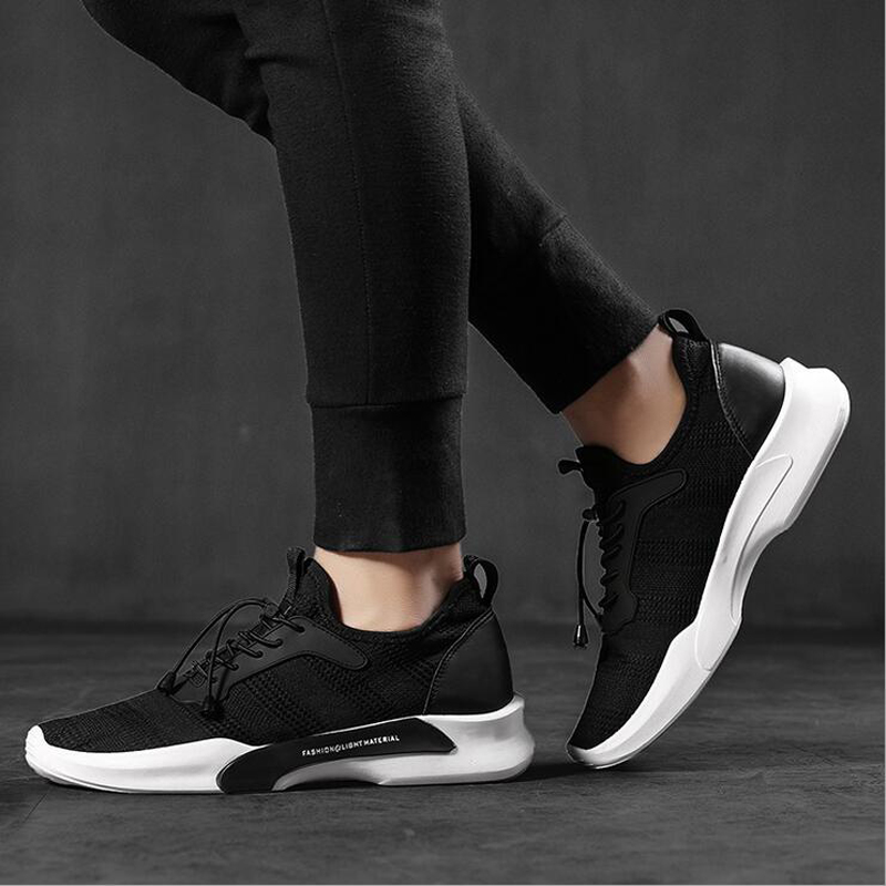 Running Shoes 2018 Exercise Sneakers Breathable Brand Outdoor Comfort Size 39-44 Sport shoes