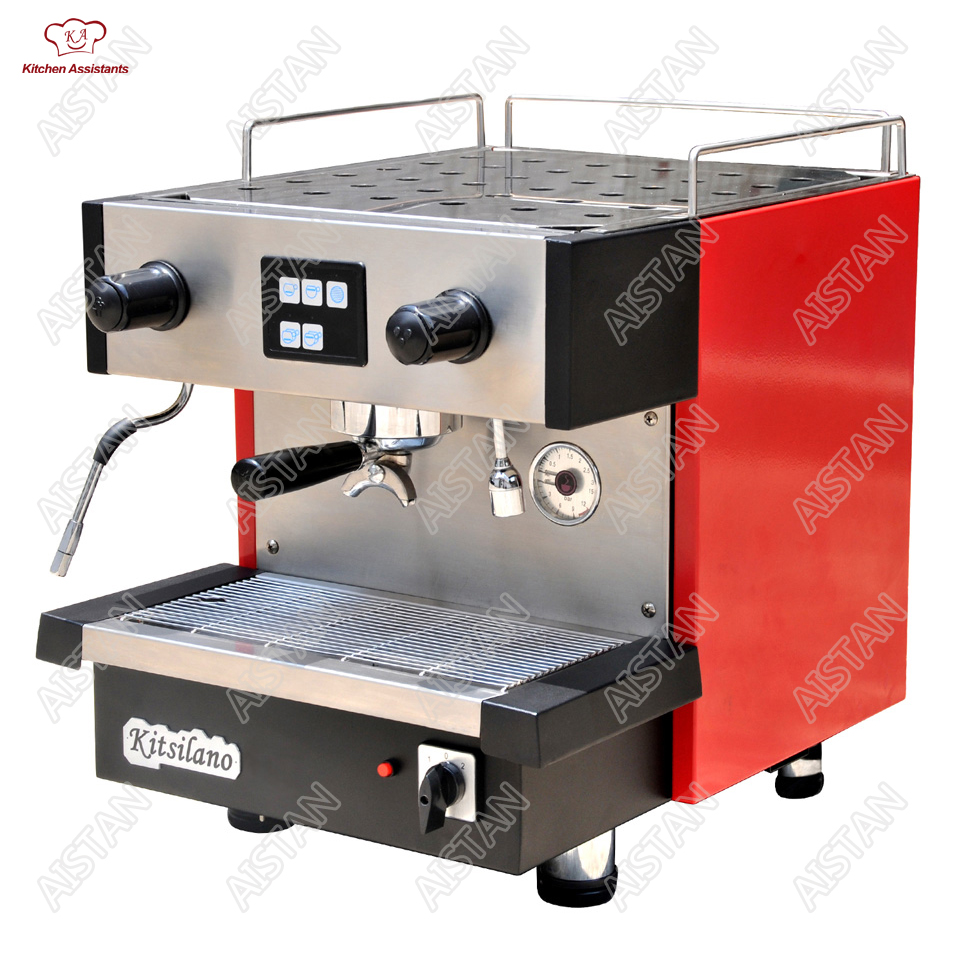 KT6.1 6L semi-automatic italy stainless steel professional espresso Cappuccino coffee maker coffee machine md2007 muti function full automatic italy type espresso cappuccino coffee maker machine with high pressure steam for home use