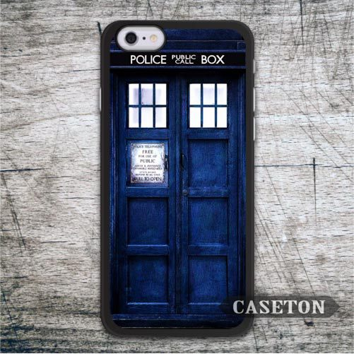 Doctor Who Tardis Police Box Case For iPod 5 and For iPhone 6 6 Plus 5 5s 5c 4 4s Classic High Quality Cover Wholesale