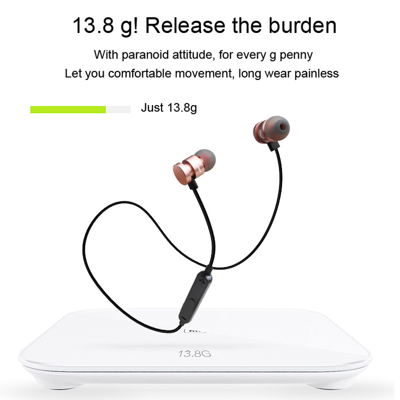 Newest AWEI T11 Wireless Headphone Bluetooth Headset Earphone Fone de ouvido Sports Music V4.2 Auriculares Bluetooth Casque 3
