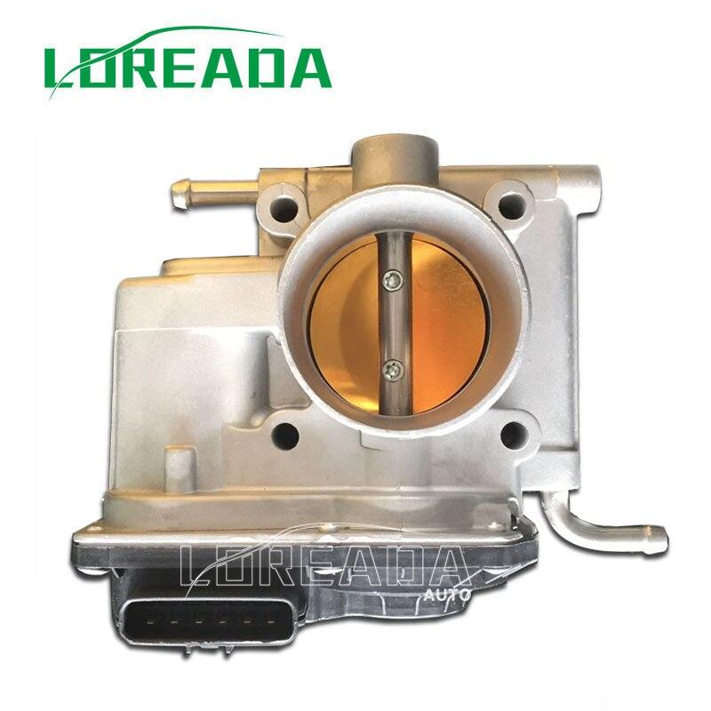 LOREADA Electronic Throttle body for Mazda2 Demio Suzuki Tianyu MoCo 1.3 T 2007-2015 OE ZJ3813640 5171009532P06 ZJ38 13 640 tianyu jade