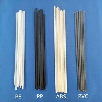 Do spawania tworzyw sztucznych pręty 200mm długość ABS/PP/PVC/PE drążki spawalnicze 5x2mm do zgrzewarka do tworzyw sztucznych 40 sztuk