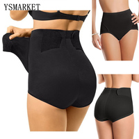 YSMARKET Hot Seamless High Waist Slimming Butt Lifter With Tummy Control Trainer Body Shaper Knickers Pants