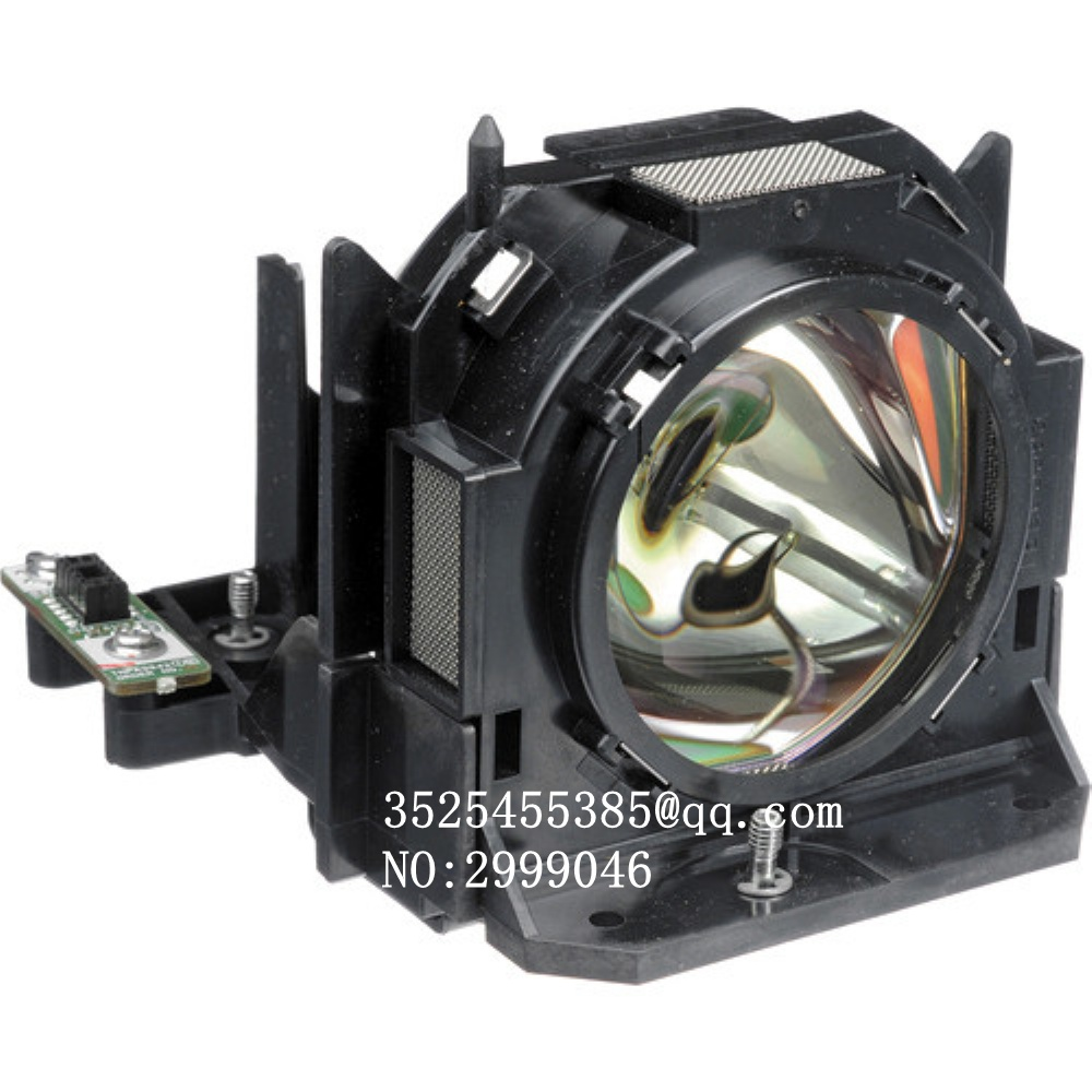 Panasonic Replacement Original Projector Lamp  ET-LAD60A - for PT-DZ570 Series panasonic et lad55w original replacement lamp for the panasonic pt d5500 and other projectors 2 lamp
