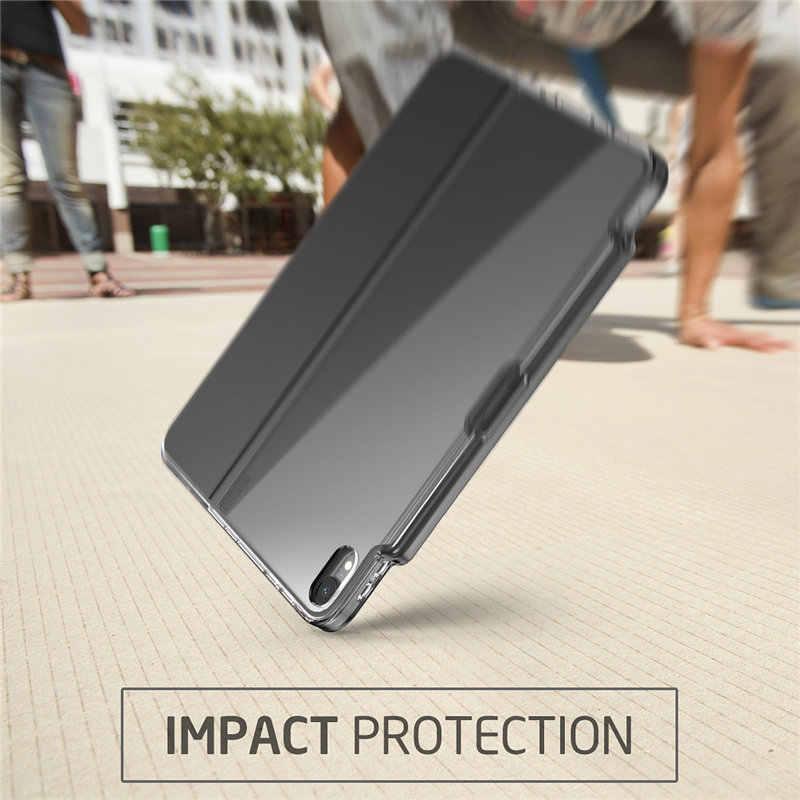 Smart Toetsenbord & Potlood Zijn Niet Inbegrepen! Voor Ipad Pro 11 Case I-Blason Case Met Potlood Houder Compatibel Met Officiële Toetsenbord