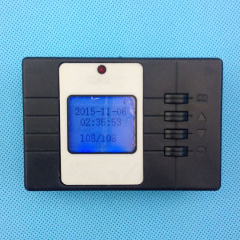 Supermarket mall traffic Statistics Chain dedicated infrared Customer Counter wireless people counter English version