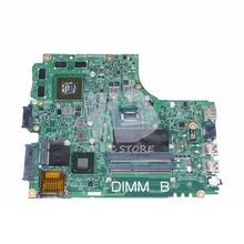 CN-01FK62 01FK62 System Board For Dell inspiron 3421 5421 Notebook Motherboard GeForce GT730M SR0XL I5-3337U CPU DDR3