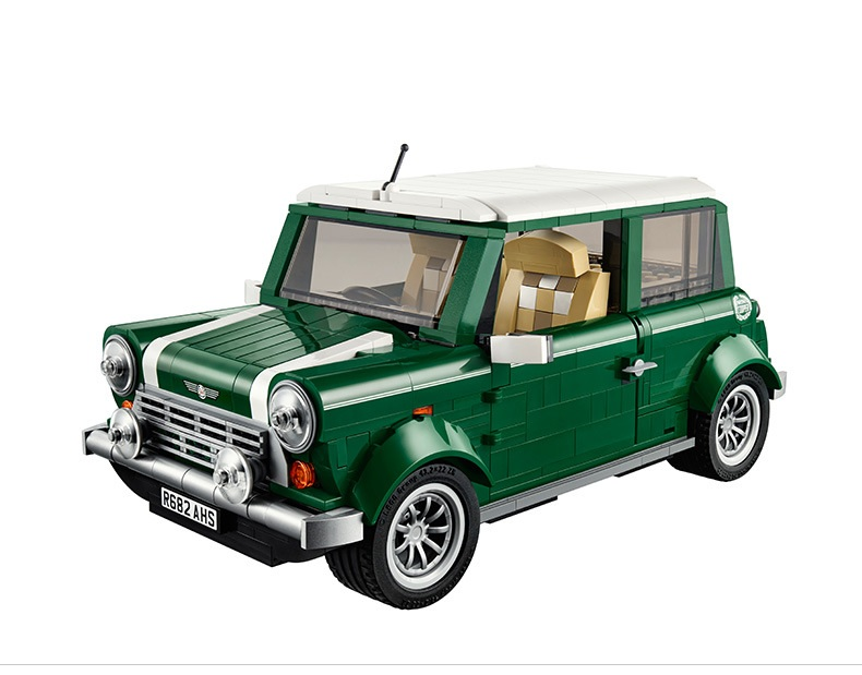 Lepin Blocks world famous car 1108pcs compatible Technic series Model Toy Kits Bricks Toys for Children 21002 free shipping lepin 21002 technic series mini cooper model building kits blocks bricks toys compatible with10242