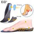 Adult Orthotic insoles Breathable 3D Comfortable EVA insoles Flat Feet Arch Support insoles orthopedic Sweat-Absorbant insoles