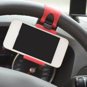 Car Steering Wheel Clip Mount