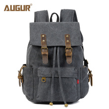 6eb1b3cfa Hot Sales Brand Canvas backpack Large-Capacity Men and Women Leisure  Backpack Laptop Bag High