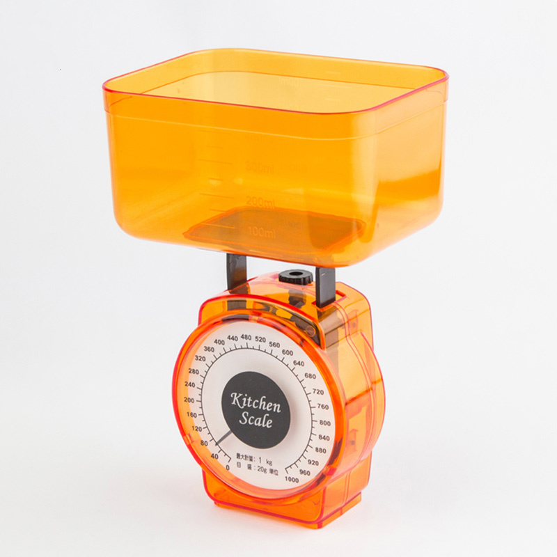 Mini Kitchen Scale With Tape Measure And Compass