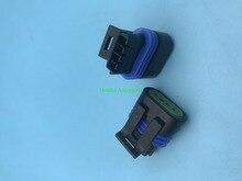 4 контакта 4,8 мм разъем для электронного вентилятора автомобильный водонепроницаемый разъем для RAV4 Mazda buick excelle для Ford focu