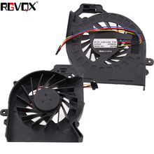 New Laptop Cooling Fan for HP Pavilion DV6-6000 DV7-6000 Integrated graphics PN: MF6012V1-C180-S9A KSB0505HB KSB0505HB 45 days warranty laptop motherboard for hp dv7 6000 639390 001 for intel cpu with 4 video chips non integrated graphics card