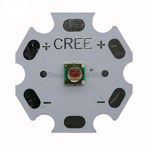 Image 2 - 10pcs 1W 3W CREE XLamp XPE XP E Far สีแดง 730nm LED ลูกปัด 1.9 2.4V 350 1000mA Plant Grow LED Emitter หลอดไฟ