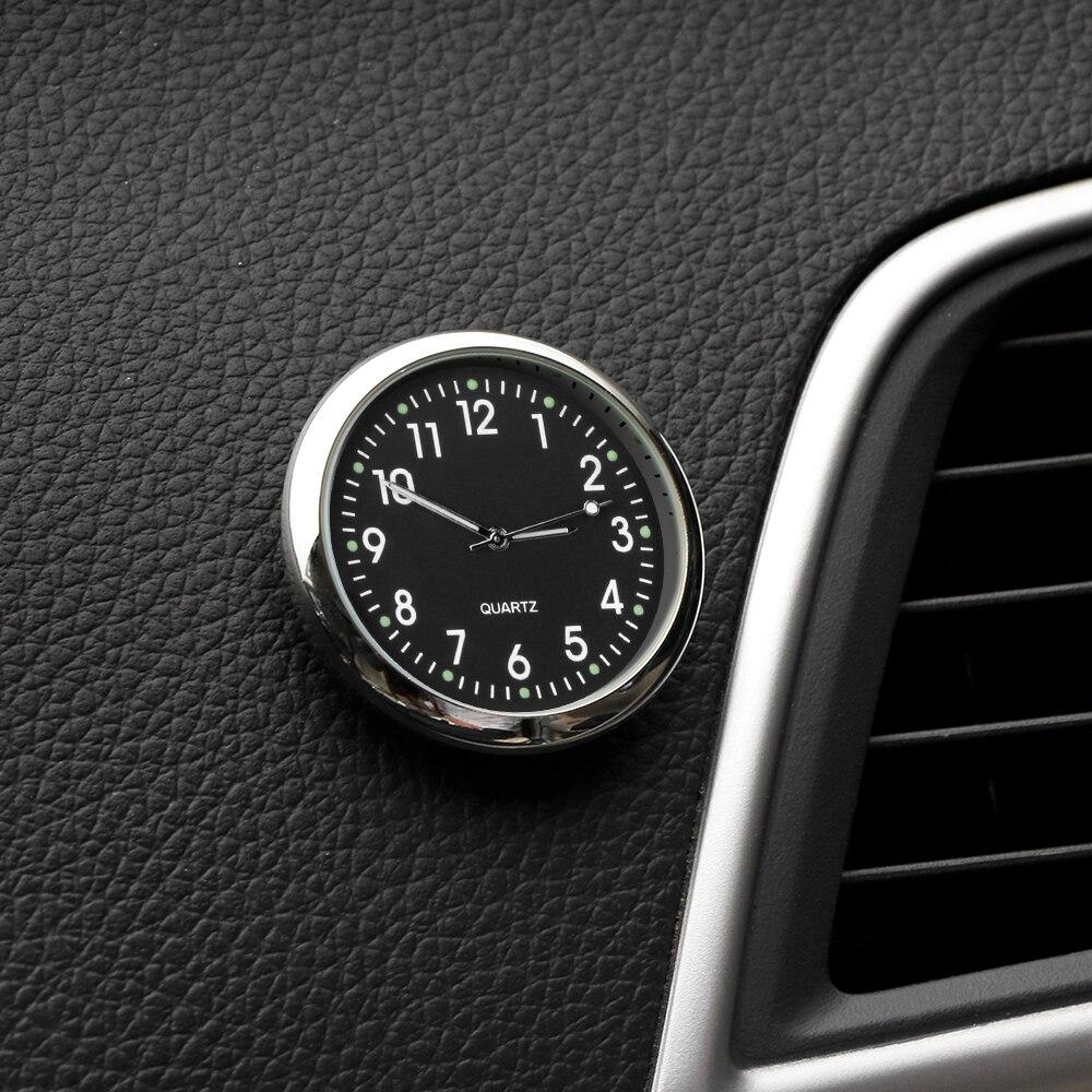 Car accessories electronic meter car dashboard toys clock timepiece auto interior ornament automobiles sticker watch interior in car decoration