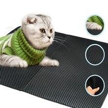 Pet Falling Sand Pad Double Layer Cat Folding Massage Cushion Dog Sit falling sand pad