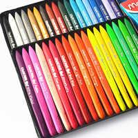 36 Crayons de couleur pour enfants Arts créatifs peinture Graffiti sûr Non toxique étudiant fournitures scolaires peinture stylo enfant bébé Crayon