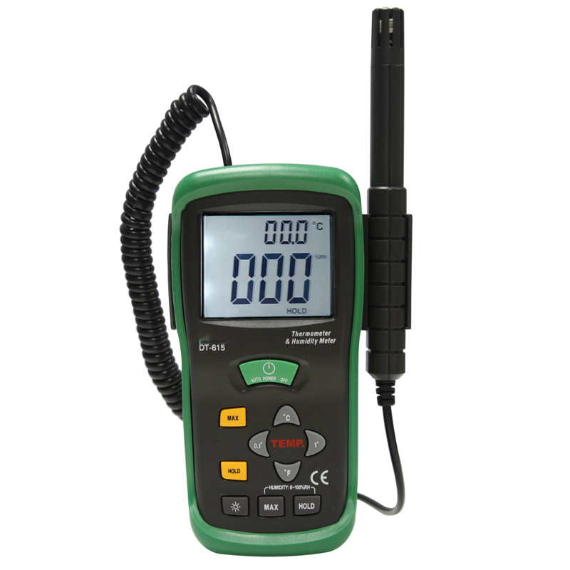 hygrometer temperature humidity measurement moisture meter mc 7806 digital moisture analyzer price with pin type cotton paper building tobacco moisture meter