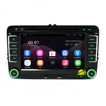 7″ Quad Core Android 4.4 Car DVD GPS For VW Seat Skoda Fabia Roomster Superb Octavia Yeti 2006 2007 2008 2009 2010 2011 2012