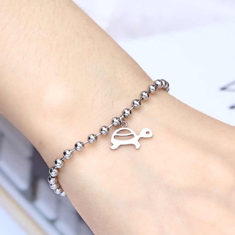 charm beads best friend bracelet charms female stainless steel jewelry accessories bracelets bangles for women braclet braslet