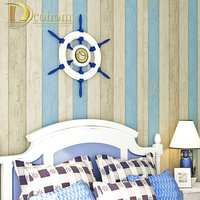Modern Striped Wallpaper Roll Papel De Parede Photo For Wall Paper Mural Decorative 3D Living Room