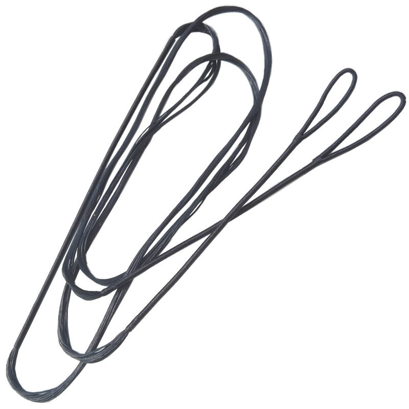 Ancore Flemish String-Replacement Recurve Bowstring-AMO String Length 58//60//62 Multi-colors-14 Strands-Dyneema Materials