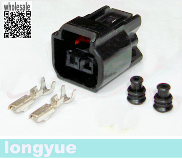 US $5 95 |longyue 10 Kit Ignition Coil Connector case for 4 6 5 4 6 8  Ignition modular COP Mustang Cobra case for ford Modular 4 6L 5 4L-in  Connectors