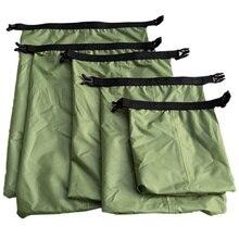 5 шт./компл. открытый плавательный Водонепроницаемый сумка для отдыха на природе сумка для хранения с регулируемым ремешком крюк