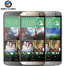 Orijinal HTC One M8 Telefon Kilidi GSM/WCDMA/LTE Dört çekirdekli cep telefonu HTC M8 5.0