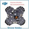 Original DJI Fantasma 3 ESC Centro Board & MC parte 33 (Pro/Adv) para Phantom 3 Profissional, Phantom 3 Avançado